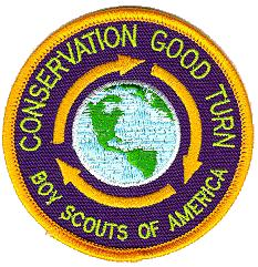 Conservation Good Turn Award