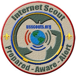 Internet Scout Patch